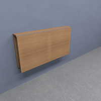 Abklappbarer Tisch (Bauanleitung)
