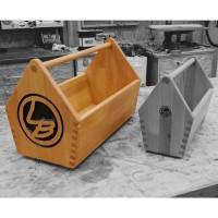 Werkzeugkasten (Bauanleitung) Groß