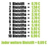 """Bleistift """"#einfachmachen"""""""