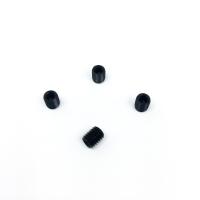 Gewindestift-Set (4x M5 x 6mm) Brüniert für...