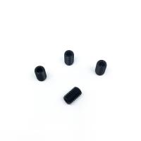 Gewindestift-Set (4x M5 x 8mm) Brüniert für...
