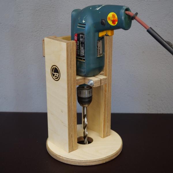 Bohrständer (Bauanleitung)