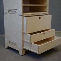 Stapelbares Ordnungssystem für Werkstatt/Zuhause...