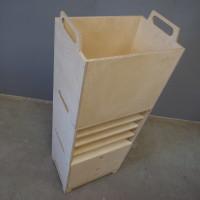 Stapelbares Ordnungssystem für Werkstatt/Zuhause (Bauanleitung)
