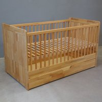 Baby- und Jugendbett (Bauanleitung)