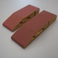 Schleifblock für Schleifbänder (Bauanleitung)