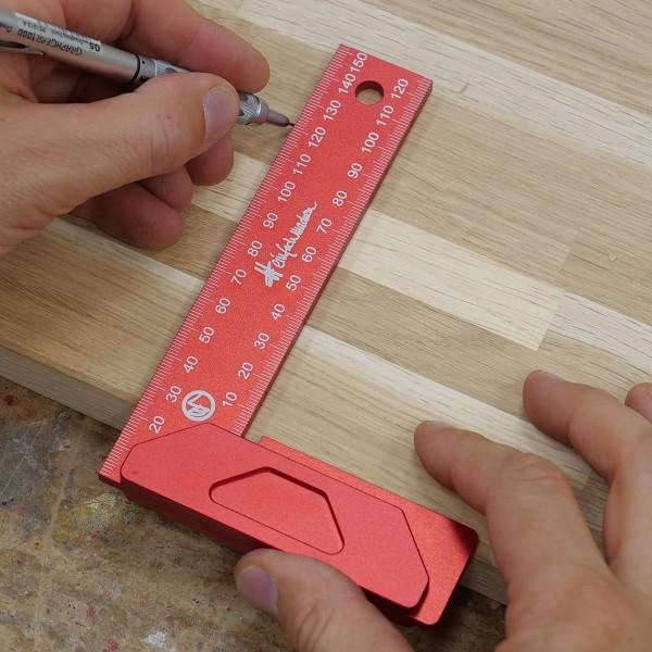 """Anschlagwinkel """"Minimus"""" 150 mm"""