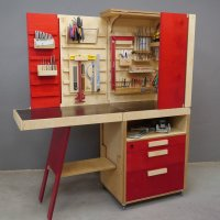 Mobile Werkstatt (Bauanleitung)