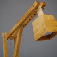 Schreibtischlampe (Bauanleitung)