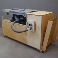 Tischkreissägen Unterschrank 2.0 (Bauanleitung)