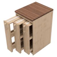 WmS - Apothekerschrank (Bauanleitung)