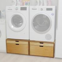 Waschmaschinen Unterschrank (Bauanleitung) 55 cm