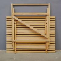 Klappbarer Gartentisch (Bauanleitung)